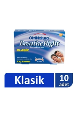 Breathe Rıght Burun Bandı Normal 10 Lu
