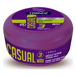 Hobby Trendz Wax 100 ml Casual Look Esnek Tutuşlu