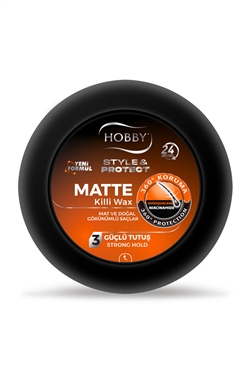 Hobby Wax Style&Protect Matte 100ML