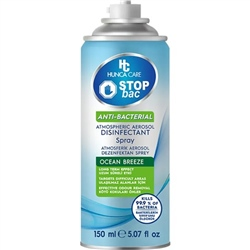 Hunca Care Stop bac Dezenfektan Sprey 150 Ml